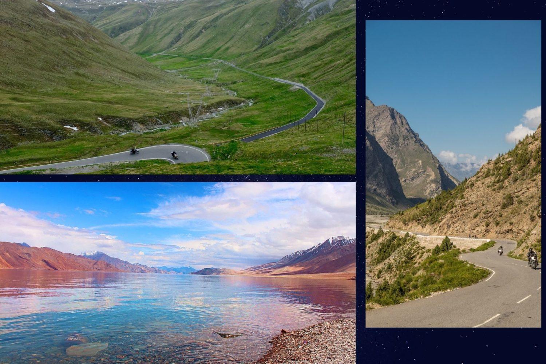 Ladakh Bike Trip