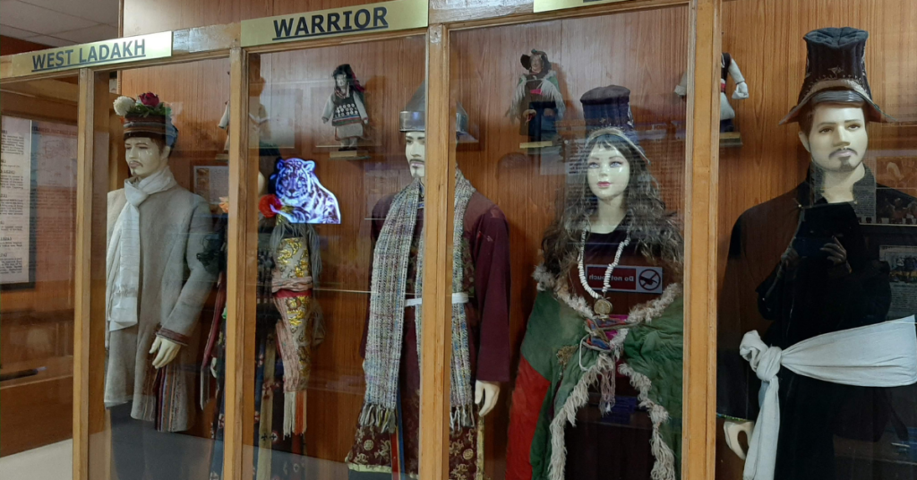 Hall of fame Leh traditional apparel