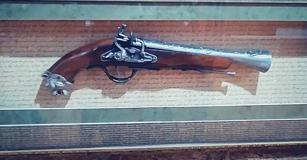 Zorawar fort pistol
