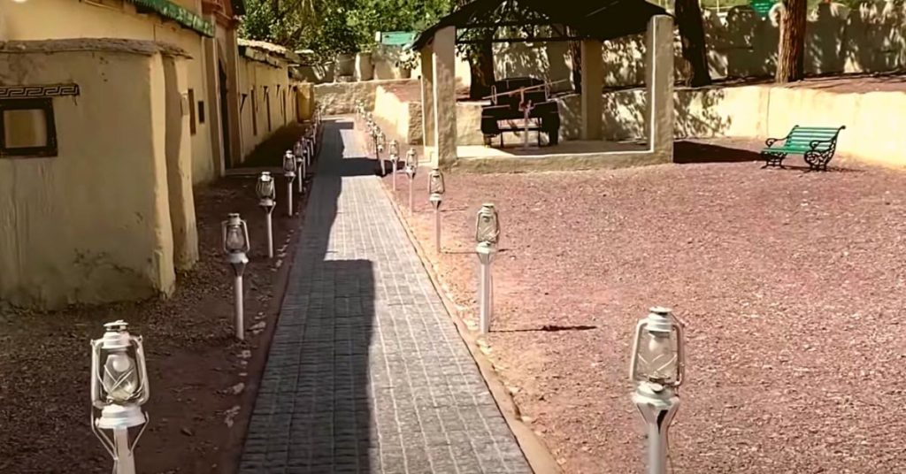 Zorawar fort Path