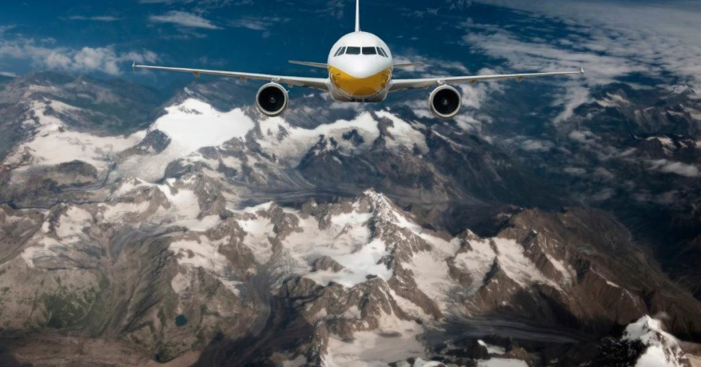 Ladakh flight