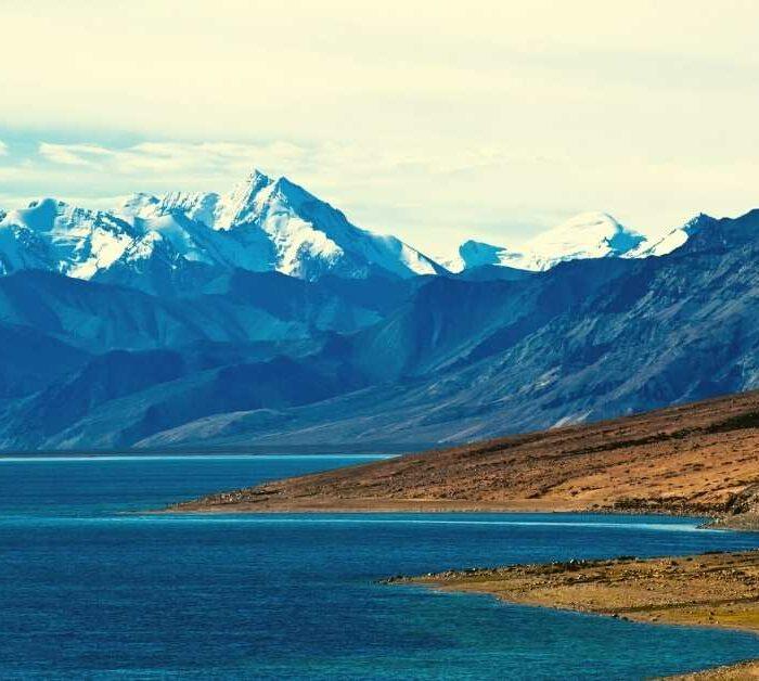 Tso Moriri Lake view