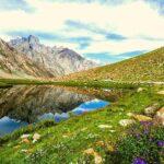 Suru valley in Zanskar