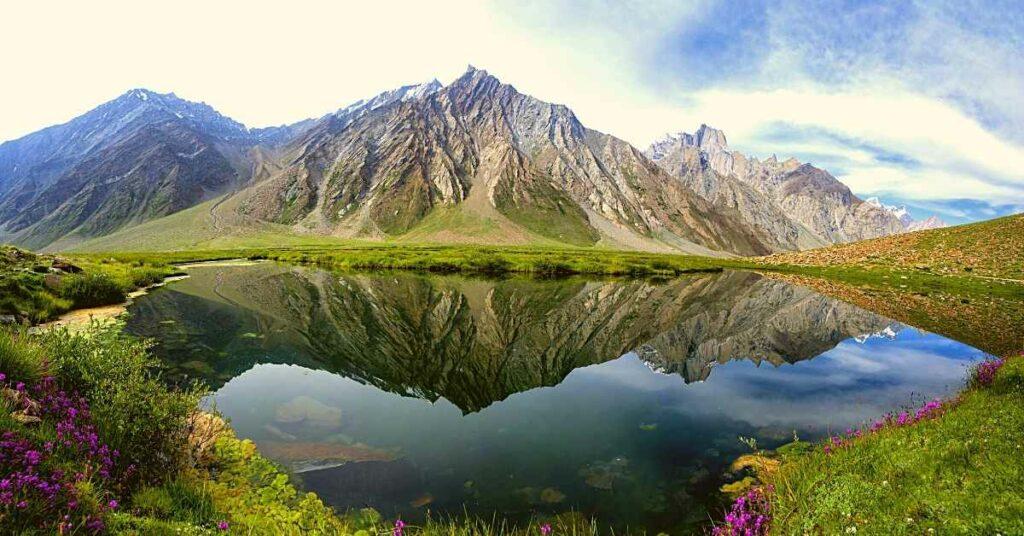 Suru in Zanskar valley